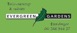Evergreen Gardens tuinontwerp en tuinadvies
